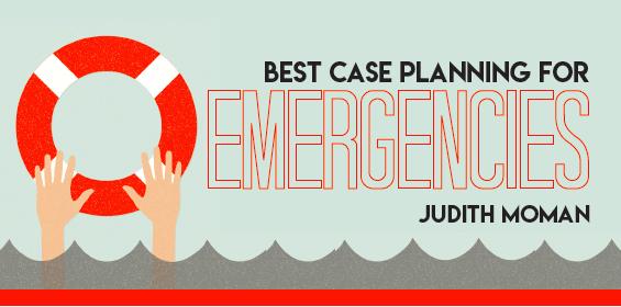 best case planning for emergencies � heart of ida