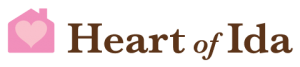 Heart of Ida logotype